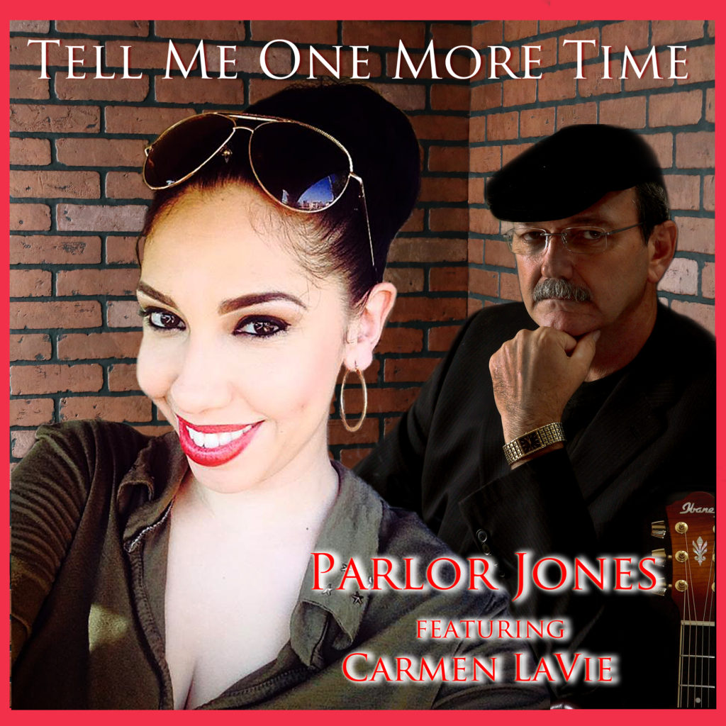 Tell Me One More Time featuring Carmen LaVie