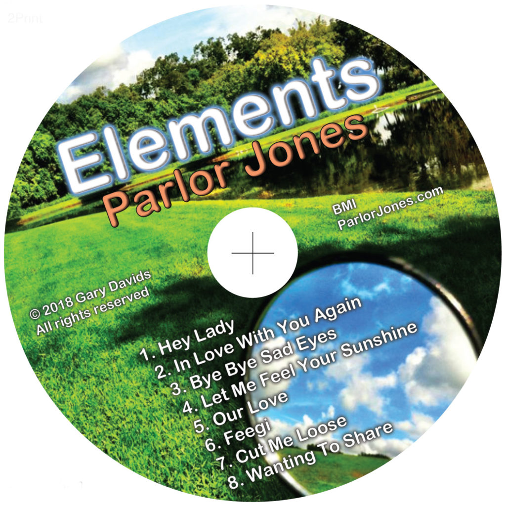And here is the new Album CD. Get your physical copy soon!