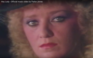 Hey Lady official music video by Parlor Jones with Debby Christy
